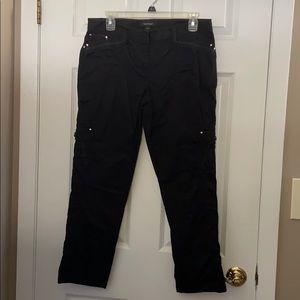 WHBM cargo-type pants